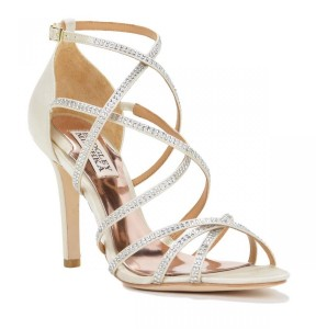 Meghan Strappy Evening Shoe